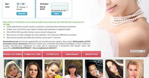 Femmes recherche mariage