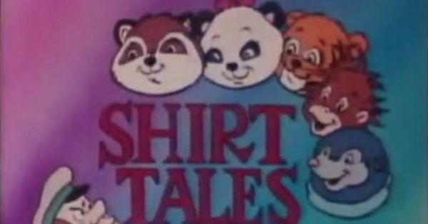 Saturday Morning Cartoon Spotlight Shirt Tales 80 Cartoons