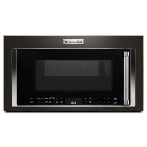 White Kitchenaid Microwave