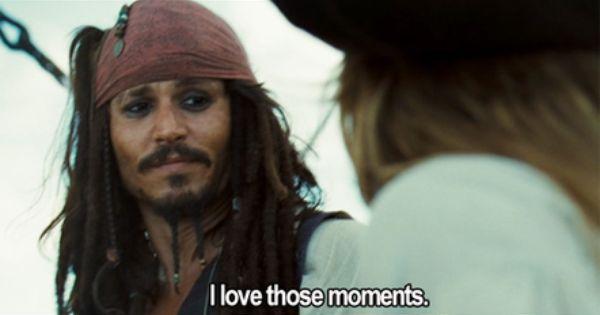 Bahahaha!!! JohnnyDepp Captain Jack Sparrow