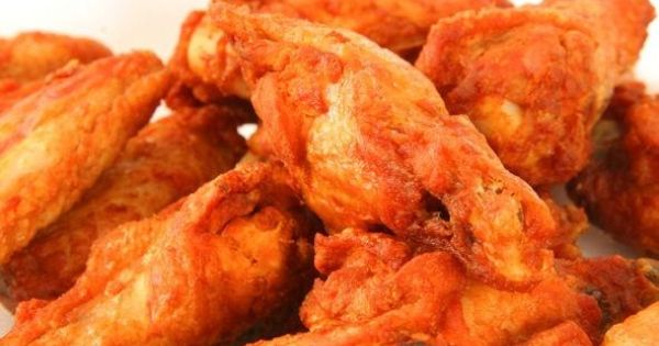 Buffalo Chicken Wings Recipe No one can resist this finger-lickin'-good buffalo chicken