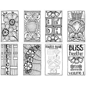 Adult Coloring Pages Coloring Bookmarks Coloring Books Free