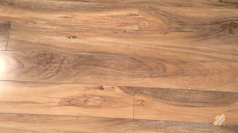 Home Decorators Collection High Gloss Natural Palm 8 Mm Thick X 5 In Wide X 47 3 4 In Length Laminate Flooring 13 26 Sq Ft Case Hl83 The Home Depot Laminate Flooring Flooring Laminate