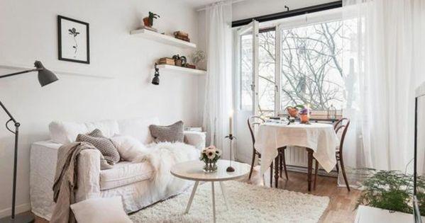plan studio 20m2 comment meubler un studio tapis beige en fourrure living pinterest. Black Bedroom Furniture Sets. Home Design Ideas