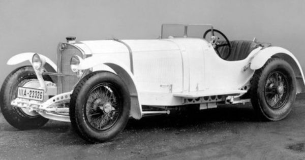mercedes ssk 1920s supercar german car cars bikes and others pinterest