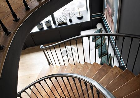 preciously me blog nouvelle boutique sarah lavoine paris hallway staircase pinterest. Black Bedroom Furniture Sets. Home Design Ideas