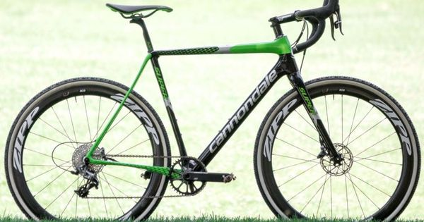 Reviewed 17 Cannondale Superx Team Cyclocross Bike Super X Cyclocross Cyclocross Bike Cannondale