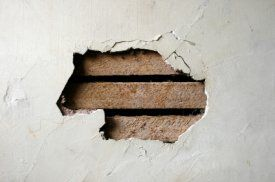 How To Repair Old Plaster Repairing