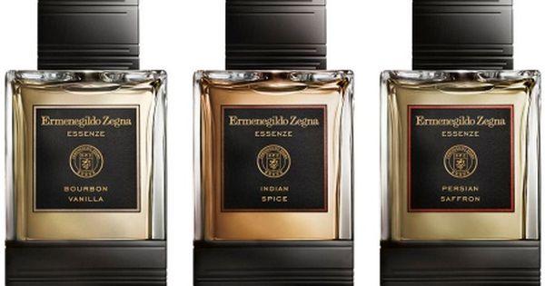 Ermenegildo Zegna Essenze Spice Collection Bourbon Vanilla Indian Spice And Persian Saffron Indian Spices Perfume Ermenegildo Zegna