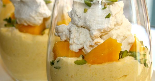 Easy Homemade Desserts Recipes With Few Ingredients: Mango Cream Recipe Is A Rich Creamy Dessert With Fresh