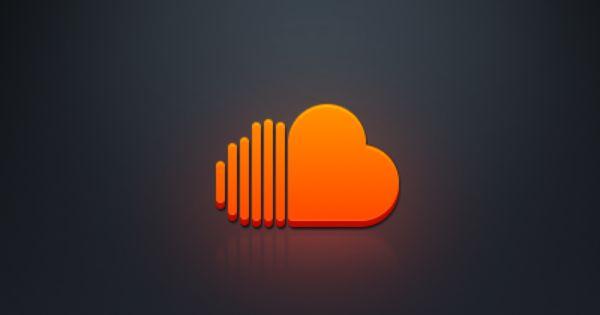 Dribbble Soundcloud By Benedikt Cloud Icon Icon Design Clouds Design