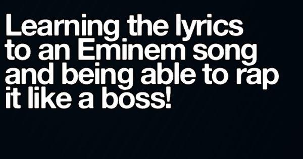 Eminem - No Love Lyrics