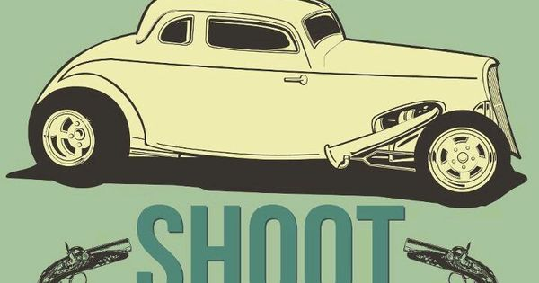 Save a hot rod, shoot an environmentalist.   The Garage ...