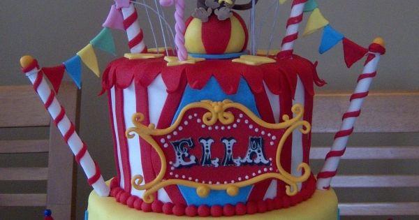 Circus Party Ideas| http://health-dessert-8197.blogspot.com
