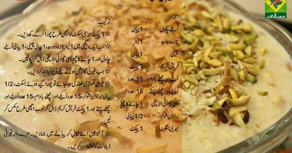 Rahat Cake Recipes In Urdu: Pin By Rahat Shahid On Dessert
