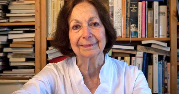 An Interview with Claudia Roden and a Recipe for Saffron Rice | Food ...