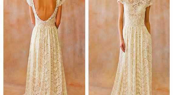 LBH, some plain Kleenex will do fine. | 21 Perfect Wedding Dresses