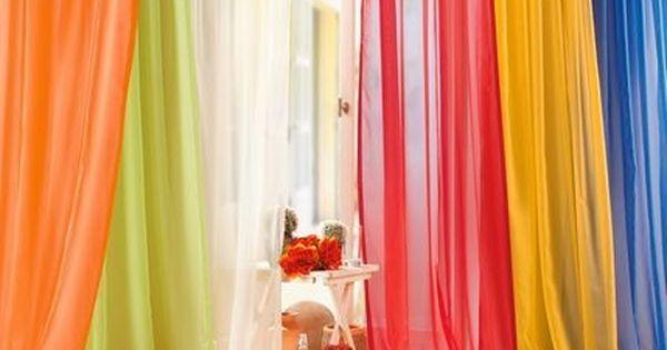 Cortinas para dormitorios de ni as y ni os cortinas para for Cortinas para jovenes