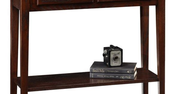 favorite finds solid oak hall console sofa table by kd