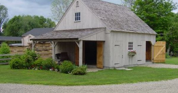 New england style barns to move back house little for New england shed plans