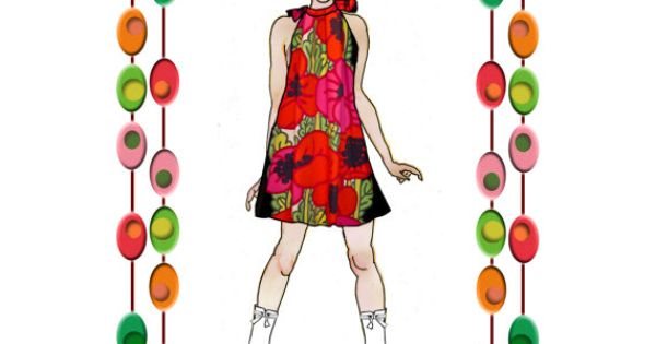 The Swinging 60s Paper Doll Book Of Vintage Fashion 1500 Free Paper Dolls At Artist Arielle