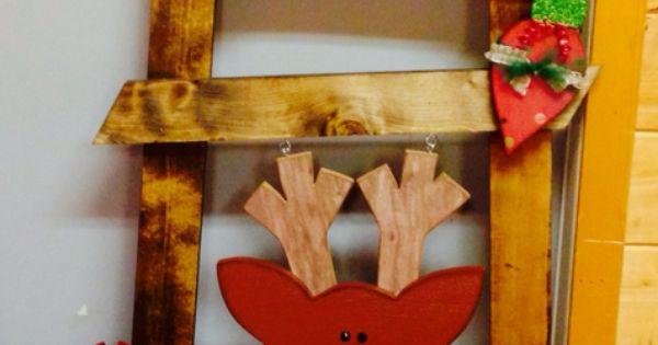 Christmas Ladder Kit By Wood Creations St George Utah