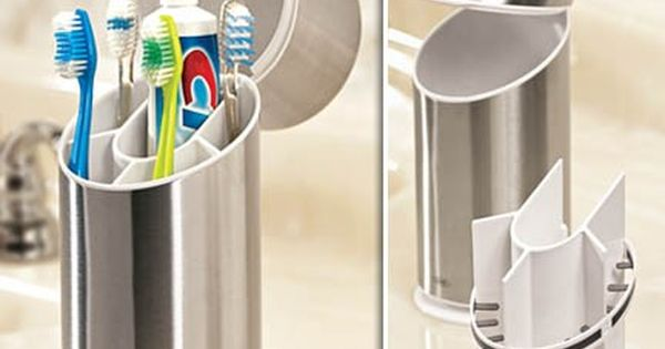 Zoomed In Version Of This Image For Toothbrush Organizer E5050