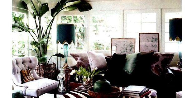 Safari jungle ideas dormitorio decoraci n ex tico - Decoracion africana ...