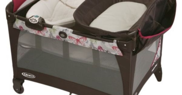 Graco Pack N Play Playard With Newborn Napper Station Lx