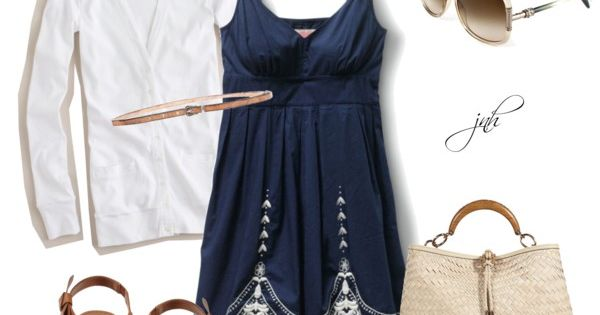 cute summer dress for night time
