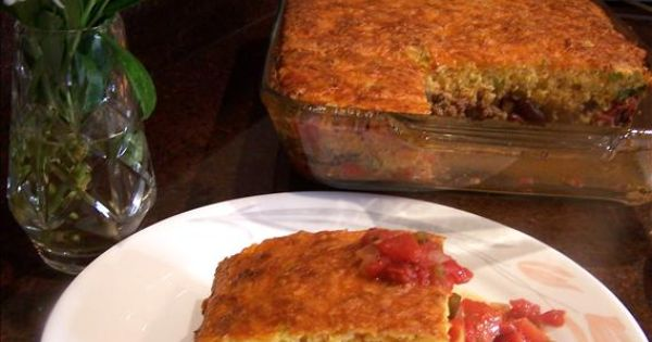 Tamale pie, Tamales and Cheddar on Pinterest