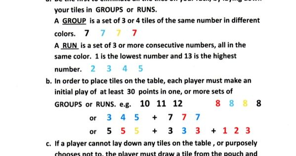 cribbage instructions for beginners