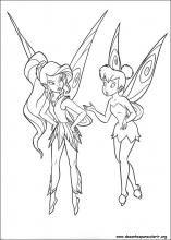 Desenhos Do Tinker Bell Para Colorir Paginas Para Colorir Da