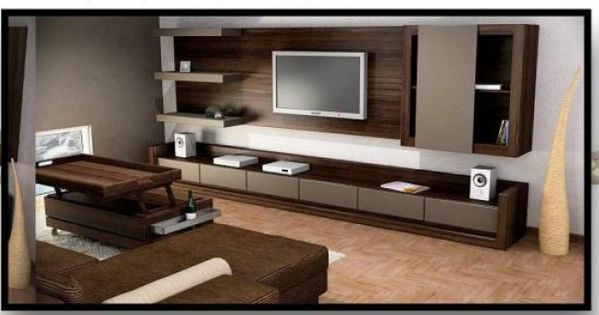 Muebles de tv modernos buscar con google centro de for Muebles modernos living para tv
