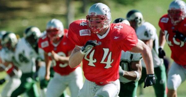 Brian Urlacher New Mexico Lobos Ncaa College Football Football