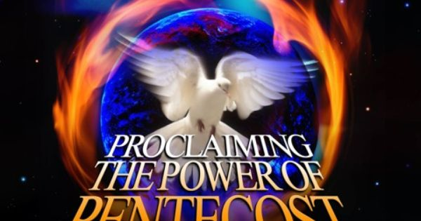 holy spirit pentecost youtube