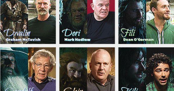 the Hobbit cast ♥ @Kate Mazur Mazur Mazur Gunter