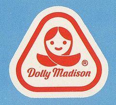 Dolly Madison Wikipedia The Free Encyclopedia Draplin Design Retro Logo My Childhood Memories