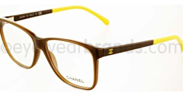 chanel ch 3230 chanel ch3230 1336 brown yellow chanel