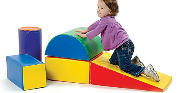 Cp Toys 5 Pc Lightweight Vinyl Soft Play Forms For