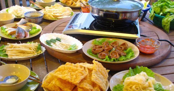 Chinese Steamboat Hot Pot 火鍋 Real Chinese Food Authentic Asian Dishes Hot Pot