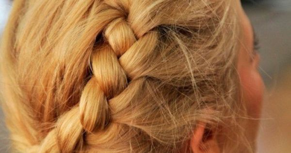 Crown Braid Hair| http://braidhairstyle680.blogspot.com