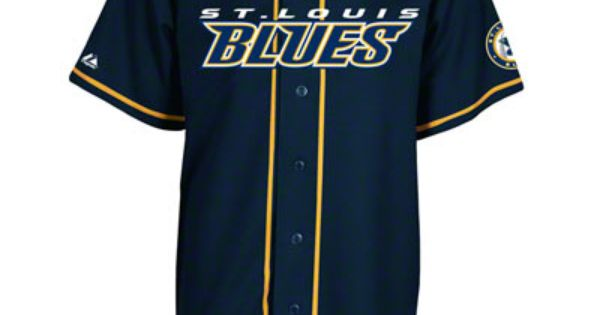 St Louis Blues Jersey Navy Nhl Replica Baseball Jersey Baseball Jerseys Nhl Boston Bruins Buffalo Sabres