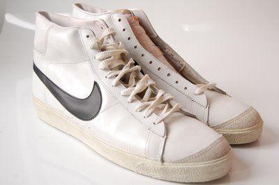 Nike Blazer Hi Top (1980) | Vintage sneakers, Vintage nike, Sneakers