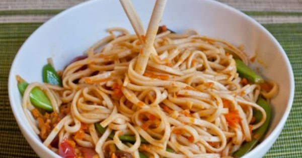 Forgotten Veggie Spicy Udon Noodle Bowl Recipe Udon Noodles Cooking Recipes Food