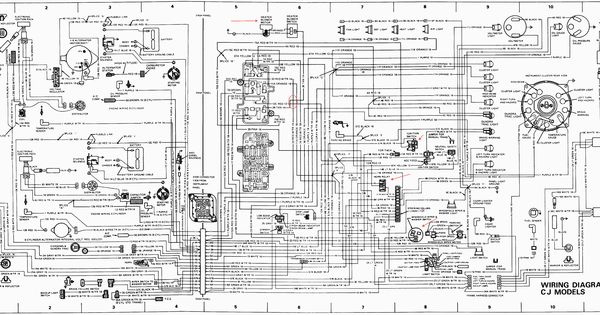 31 Jeep Cj7 Wiring Harness Diagram