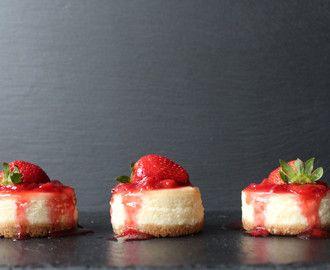 Mini Cheesecakes Sin Horno Consíguelos Tú También Cheesecake Sin Horno Cheescake Sin Horno Receta Cheesecake Sin Horno