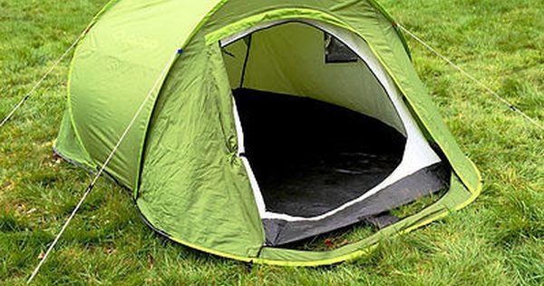 sports shoes aea1c 1081f Quechua 2 Seconds 2 Man Popup Tent- Camping / Festivals (pop ...