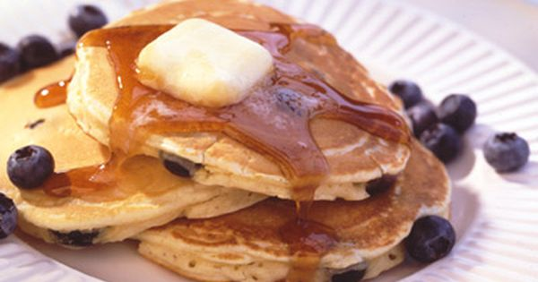 Cap N Jerry S Browned Butter Cookies Recipe Recipes Sour Cream Pancakes Healthy Blueberry Pancakes