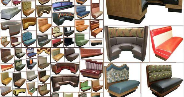 Restaurant Booths Furniture Seating Diner